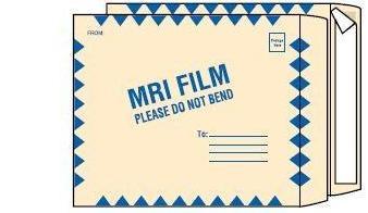 Expanding Mailing Envelope