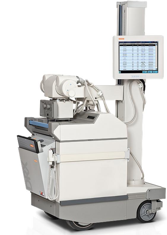 GE AMX4 DRX System