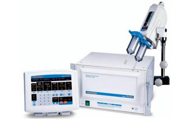 Bayer HealthCare / Medrad Mark V ProVis or Mark V Plus