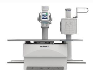 Del Medical - FMT18T Floor mounted System