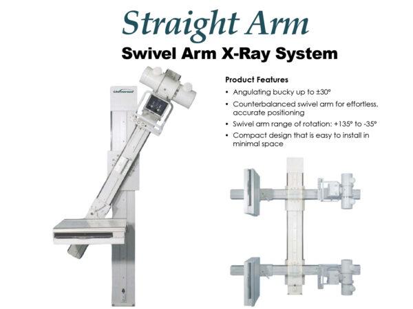 delmedical straight arm