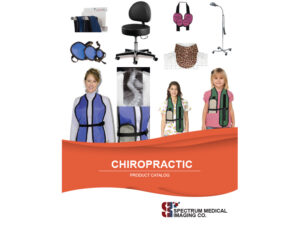 Chiropractic product catalog