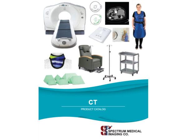 CT product catalog