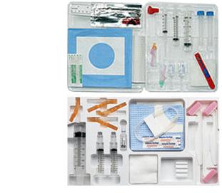 Disposable Exam Preparation Trays