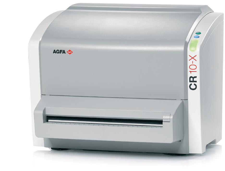 Agfa CR10-X