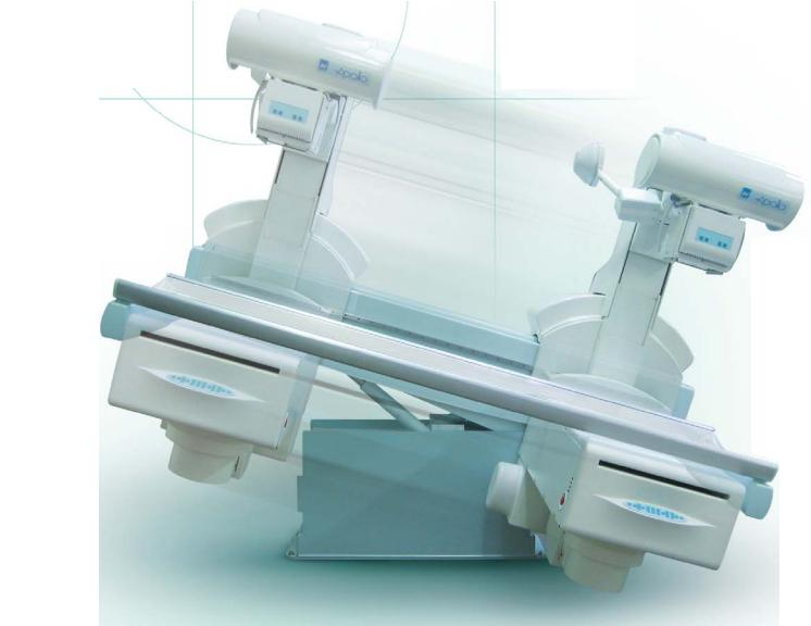 Del Medical Digital Fluoroscopy System