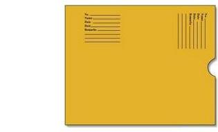 Expansion Filing Envelope