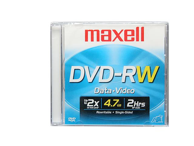 Maxell DVD-RW