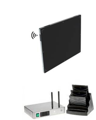 Vieworks Vivix Wireless DR Panel