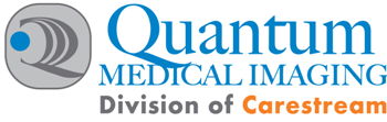 Quantum/Carestream Q-Rad Digital System with DR Detector (Floor Mount)