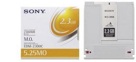 SONY EDM-2300C 2.3GB R/W