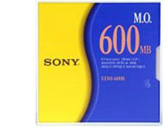 SONY EDM-600B 600MB R/W