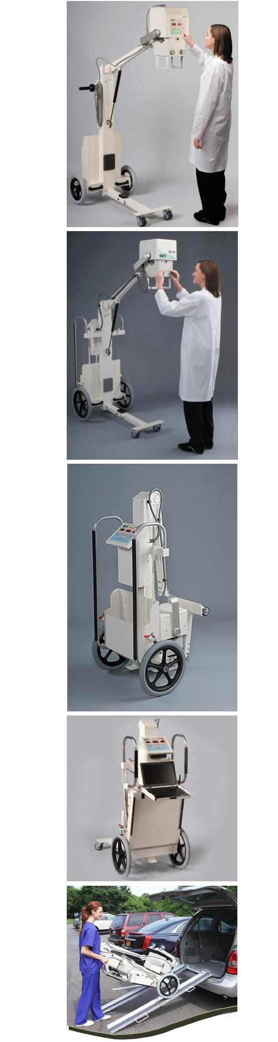 SRI Portable X-Ray Systems