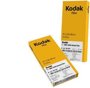 Carestream/Kodak T-MAT G Dental Film