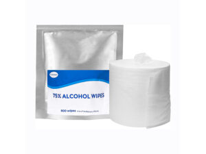 alcohol wipes