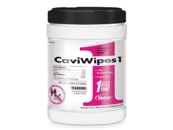 Metrex CaviWipes1™ Disinfectant Wipe