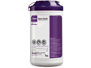 Super Sani-Cloth® Surface Disinfectant