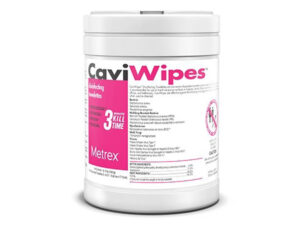 CaviWipes disinfecting towelettes