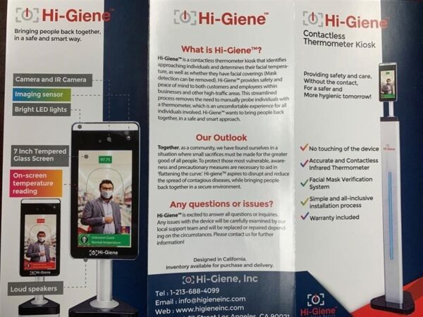 Hi-Giene pamphlet