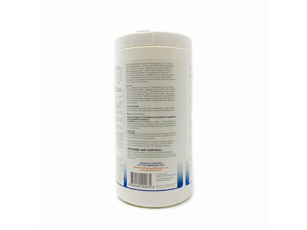 Surface Disinfectant Cleaner Wipe