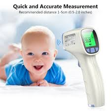 baby and JUMPER JPD FR202 THERMOMETER