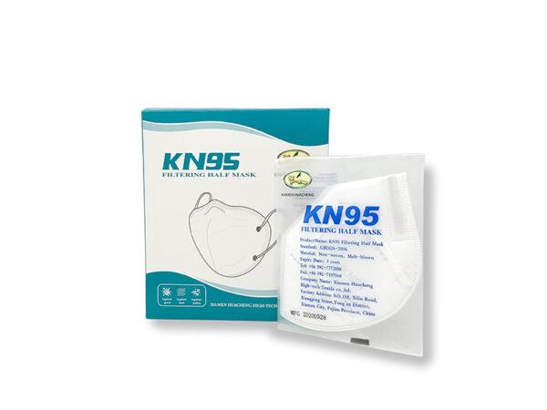 KN95 Single Packaged 50 per Box