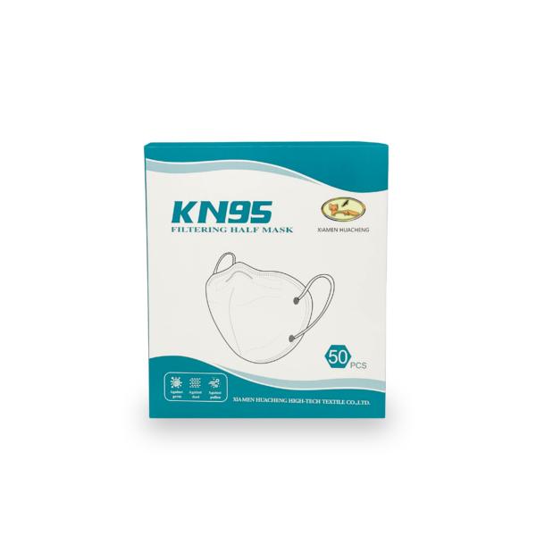 KN95 Filtering Half Mask