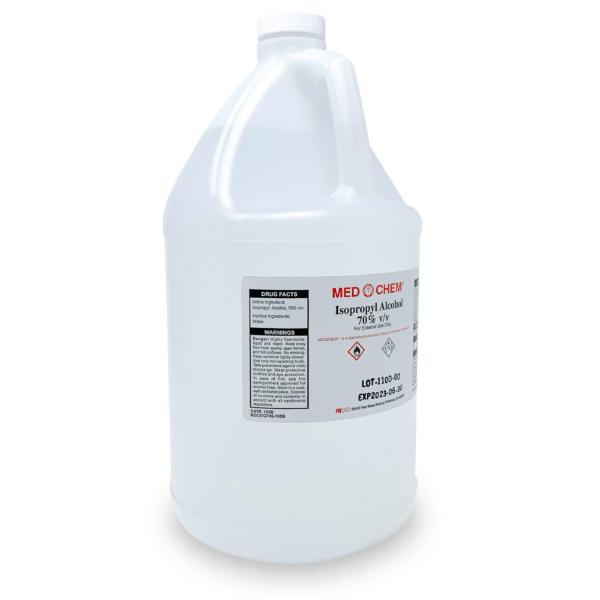 MCC 70 ISOPROPYL ALCOHOL GALLON