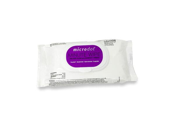 microdot minute wipe